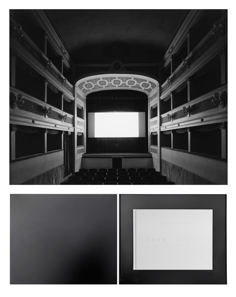 Hiroshi Sugimoto: Snow White, Collector's Limited Edition (with Print