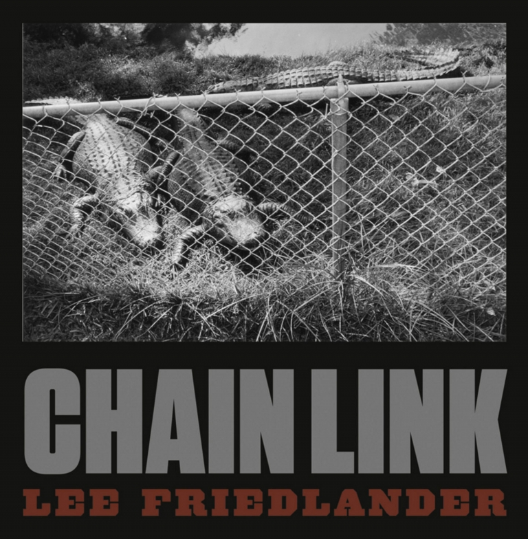 Lee Friedlander: Chain Link [SIGNED