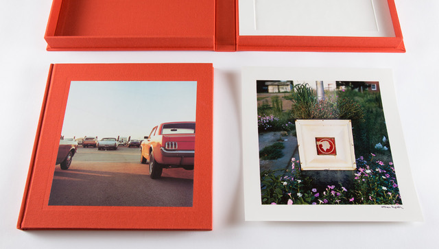 William Eggleston: 2 1/4, Deluxe Limited Edition (with Dye-Transfer Print
