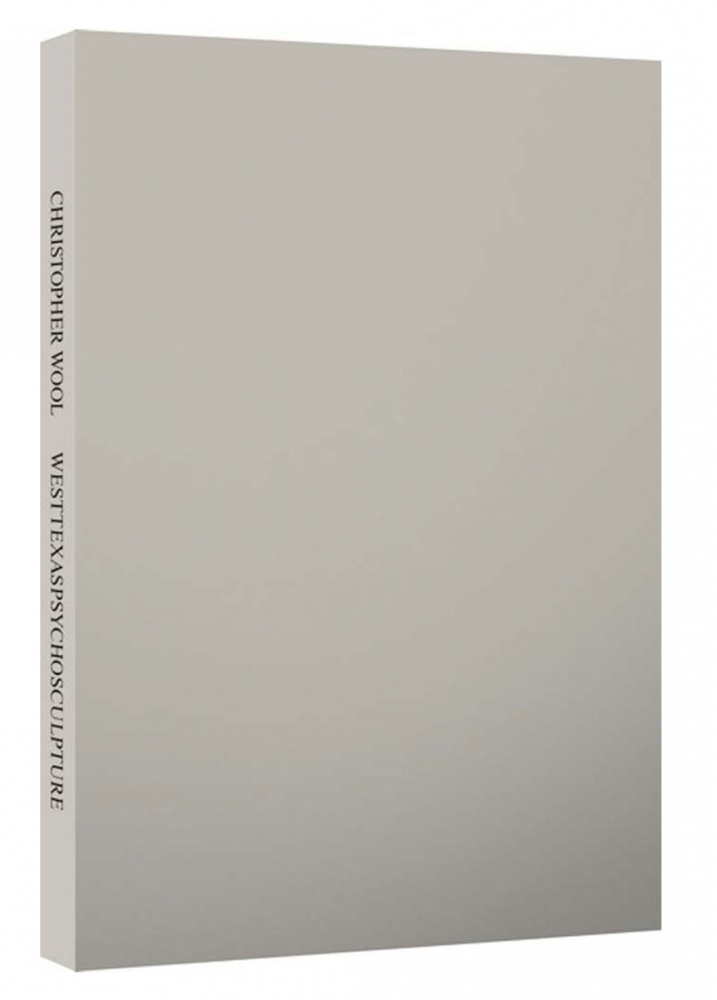 Christopher Wool: Westtexaspsychosculpture, Limited Edition [SIGNED