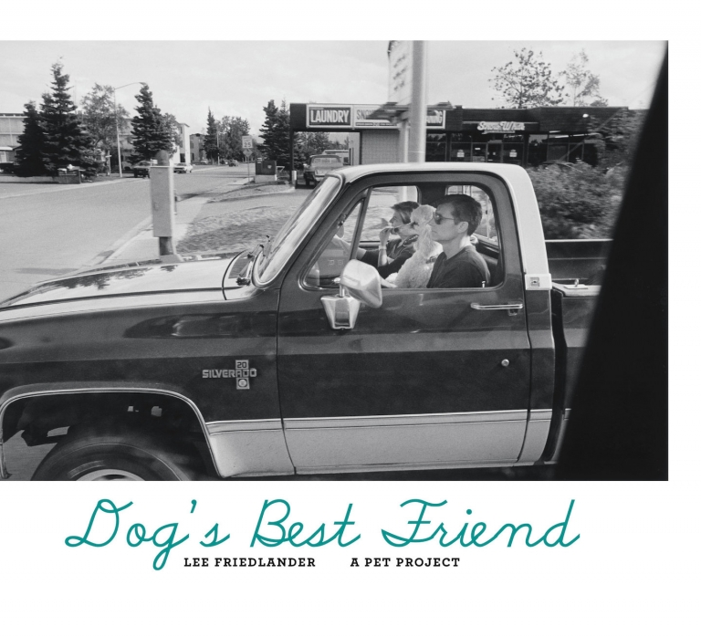 Lee Friedlander: Dog's Best Friend, A Pet Project [SIGNED