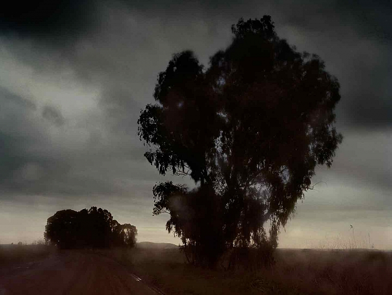 "Todd Hido: #10320, 2011, ed. #2/12 (11-1/2x17-inch Original Archival Pigment Print from ""Bright..."