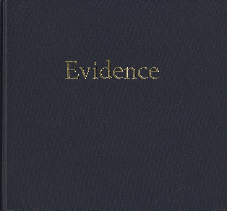 Mike Mandel & Larry Sultan: Evidence (First Edition