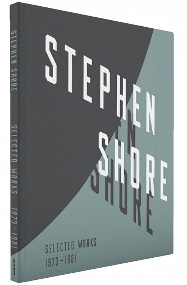 Stephen Shore: Selected Works, 1973-1981 [SIGNED by Shore] [IMPERFECT