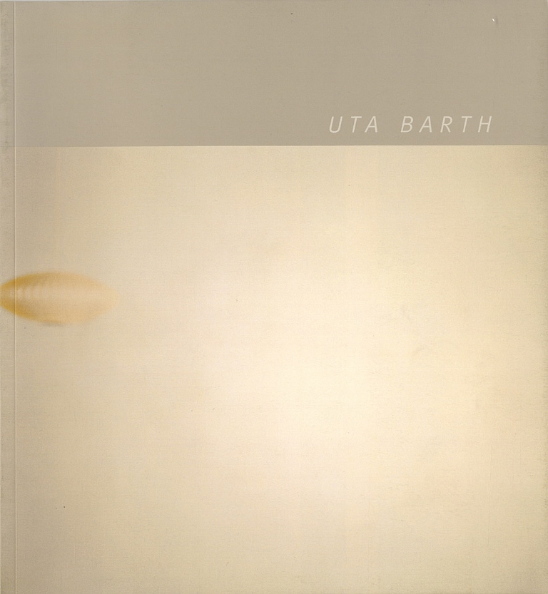 Uta Barth (MOCA, Los Angeles Catalogue, Reissue) [SIGNED