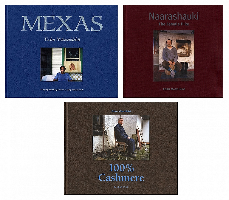 Esko Männikkö: Mexas, Naarashauki: The Female Pike & 100% Cashmere (All First...