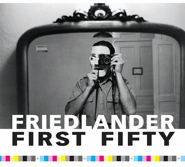 Lee Friedlander: Friedlander First Fifty [SIGNED by Lee Friedlander, Maria Friedlander, Anna Roma...