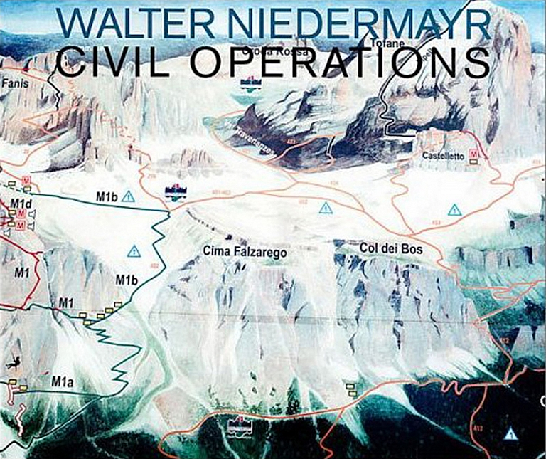 Walter Niedermayr: Civil Operations [SIGNED