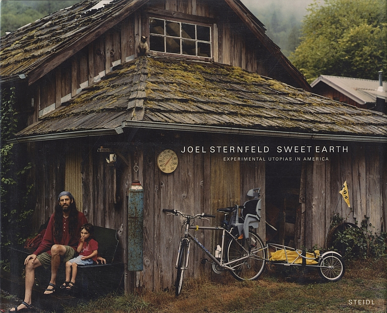 Joel Sternfeld: Sweet Earth: Experimental Utopias in America [SIGNED