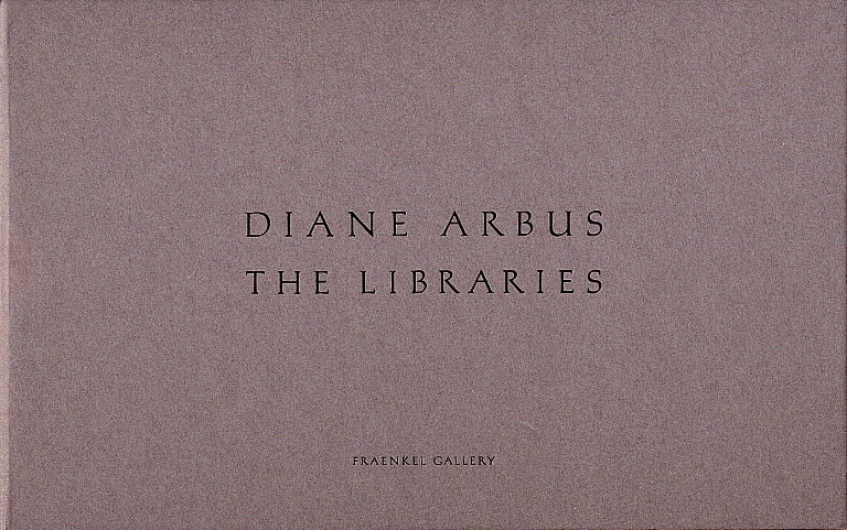 Diane Arbus: The Libraries
