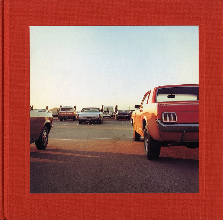 William Eggleston: 2 1/4, Limited Edition [SIGNED