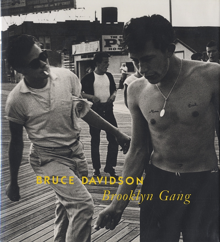 Bruce Davidson: Brooklyn Gang (First Edition) [SIGNED