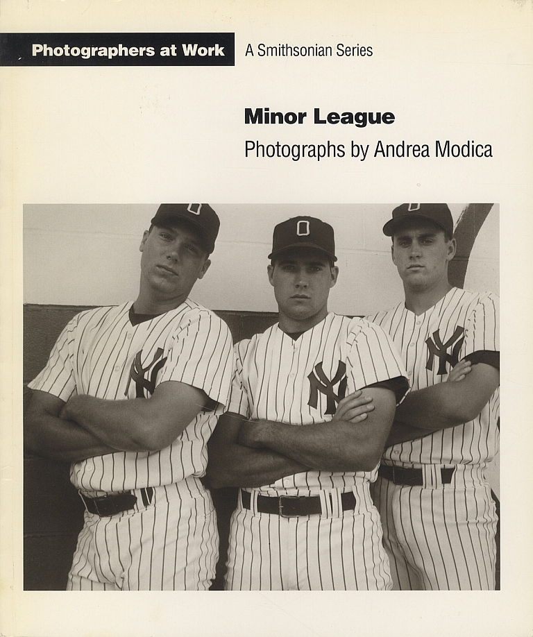 Andrea Modica: Minor League (Photographers at Work Series) [SIGNED