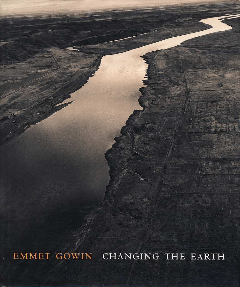 Emmet Gowin: Changing the Earth, Aerial Photographs [SIGNED