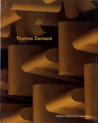 Thomas Demand (Actes Sud and Fondation Cartier pour l'art contemporain, French Edition). Thomas...