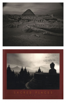 Kenro Izu: Sacred Places, Limited Edition (with Platinum Print) [SIGNED]. Kenro IZU, Clark, WORSWICK