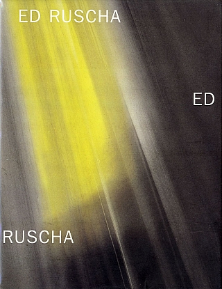 Ed Ruscha: New Paintings and a retrospective of works on paper (Anthony d'Offay). Ed RUSCHA,...