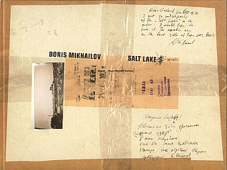 Boris Mikhailov: Salt Lake. Boris MIKHAILOV