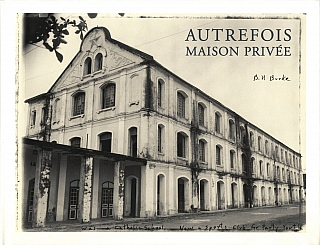 Bill Burke: Autrefois, Maison Privée [SIGNED]. Bill BURKE, Bernard, FALL