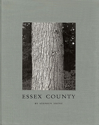 Stephen Shore: Essex County [SIGNED]. Stephen SHORE.