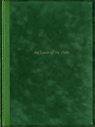 Joseph Mills: The Loves of the Poets [SIGNED]. Joseph MILLS, Joe