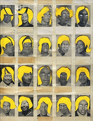 Ellen Gallagher: Preserve. Ellen GALLAGHER, Robin D. G., KELLEY, Jeff, FLEMING, Catherine, DE ZEGHER, Susan, LUBOWSKY TALBOTT.
