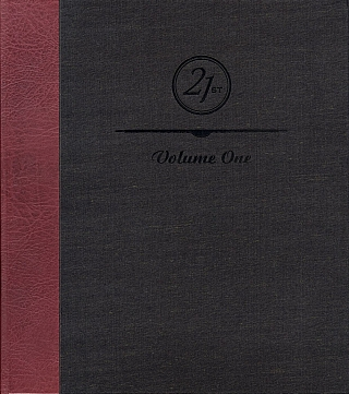 21st Editions Journal of Contemporary Photography Volume 1 (One/I), Deluxe Limited Edition....