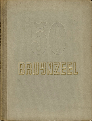 50 Jaar Bruynzeel (50 Years of Bruynzeel) 1897-1947 (Thijsen Corporate Photography). Carel...