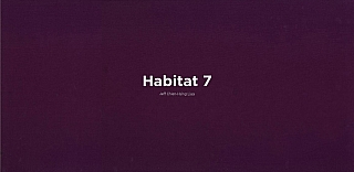 Jeff Liao: Habitat 7, Limited Edition [SIGNED]. Jeff Chien-Hsing LIAO, Tom, FINKELPEARL, Anne...