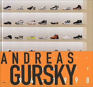 Andreas Gursky: Fotografien 1994-1998 (New). Andreas GURSKY, Annelie, LÜTGENS, Veit,...