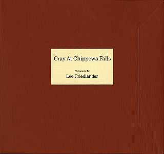 Lee Friedlander: Cray at Chippewa Falls Preview. Lee FRIEDLANDER.