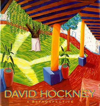 David Hockney: A Retrospective. David HOCKNEY, Lawrence, WESCHLER, Kenneth E., SILVER, Anne, HOY,...