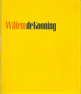 Willem de Kooning (The Museum of Modern Art). Willem DE KOONING, Thomas B., HESS