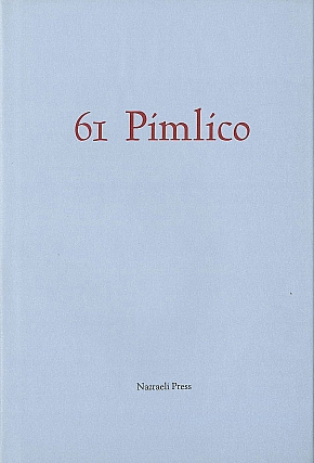 Bill Jay: 61 Pimlico: The Secret Journal of Henry Haylor. Bill JAY, Henry, HAYLOR