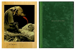Joseph Mills: The Loves of the Poets, Limited Edition (with Print). Joseph MILLS, Joe