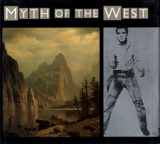 Myth of the West. Chris BRUCE, Kathleen, MURPHY, Mark, KLETT, Paul, FEES, Brian W., DIPPIE
