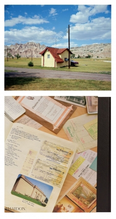 Stephen Shore: A Road Trip Journal, Limited Edition (with Type-C Print). Stephen SHORE