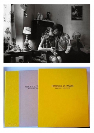 "Memories of Myself: Essays by Danny Lyon, Limited Edition (with Gelatin Silver Print, ""Inside Kathy's Apartment, 1965"" Variant). Danny LYON."