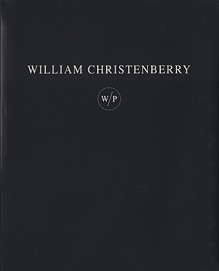 William Christenberry: Works on Paper (W/P) [SIGNED] [IMPERFECT]. William CHRISTENBERRY