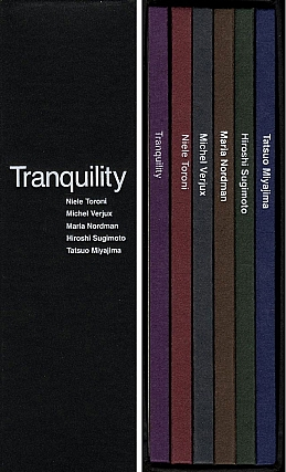 Tranquility - Six Volume Set (Chiba City Museum of Art), Limited Edition. Niele TORONI, Shigeo,...