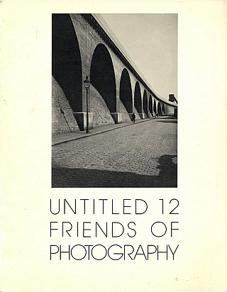 Untitled 12 (The Friends of Photography): Albert Renger-Patzsch. Albert RENGER-PATZSCH, James,...