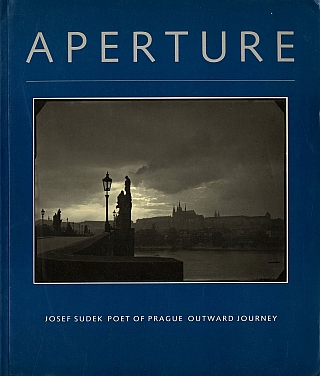 Aperture 117 - Josef Sudek: Poet of Prague, Outward Journey. Josef SUDEK, Anna, FAROVA.
