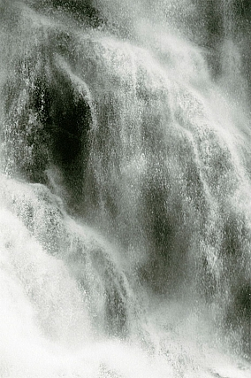 David H. Gibson: Water Cascade: A Sequence (One Picture Book #61), Limited Edition (with Print). David H. GIBSON.