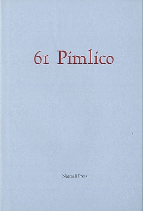 Bill Jay: 61 Pimlico: The Secret Journal of Henry Haylor [SIGNED]. Bill JAY, Henry, HAYLOR