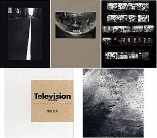 Complete Set of Five Books by Yugensha, including 1) Robert Frank: The Americans, 81 Contact...