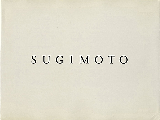 Photographs by Hiroshi Sugimoto: Dioramas, Theaters, Seascapes (Sonnabend Gallery and Sagacho...