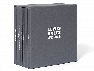 Lewis Baltz: Works, Limited Edition (Ten Volume Set) [SIGNED]. Lewis BALTZ, Antonello, FRONGIA, Hubertus, VON AMELUNXEN, Robert, SOBIESZEK, Jane, LIVINGSTON, Sheryl, CONKELTON, Adam D., WEINBERG, Matthew S., WITKOWSKY.