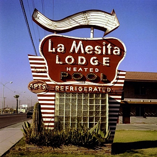 Steve Fitch: Motel Signs (One Picture Book #71), Limited Edition (with Print). Steve FITCH.