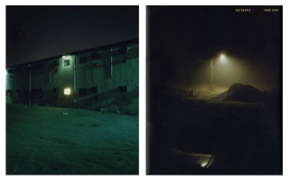Todd Hido: Outskirts, Limited Edition (with Type-C Print). Todd HIDO, Luc, SANTE.