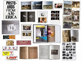 Postcards from America: Jim Goldberg, Susan Meiselas, Paolo Pellegrin, Alec Soth, Mikhael...